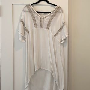 High Low Amuse Society dress/cover up